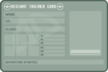 Deviant Trainer ID template by Aaoyr by Xarti