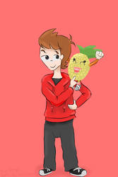 Shipping Request - Tord x Ananas by Xarti
