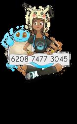PoGo - Friend Code by Xarti