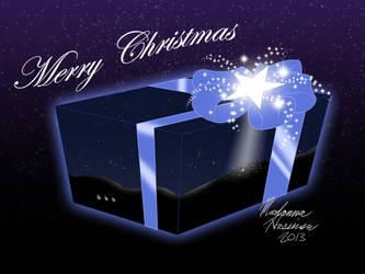 Star of Bethlehem Christmas Gift - Dec 24, 2013 by ColorfulArtist86