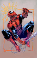Another Spider-Man color by logicfun