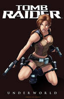 Tomb Raider Underworld by logicfun