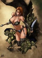 Honey Venom's by logicfun