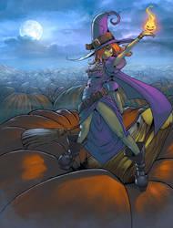 Pumpkin patch Color by logicfun