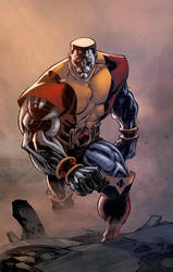 Colossus color by logicfun