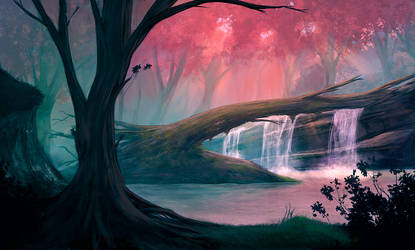 Forest by logicfun
