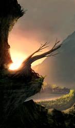 Sunset by logicfun