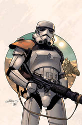 Star Wars Issue 20 Color by logicfun