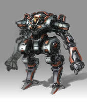 Robot Concepts 2 by ichitakaseto