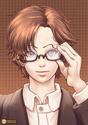 Style Experiment (Jaehee) by Vergiliaux