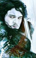 John Snow by ignacio197