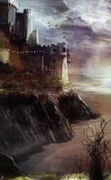Coastline Castle by ignacio197