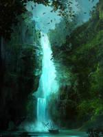 Wreck in the Jungle by ignacio197