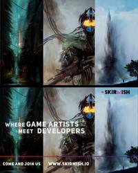Skirmish Add Banner 1 by ignacio197
