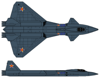 RE MiG-331 Finist by DaltTT