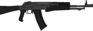 AN-94 Abakan by DaltTT