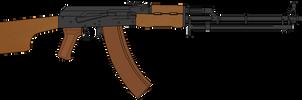 RPK-74 by DaltTT