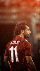 Mohammed Salah | Wallpapr Phone HD by MWafiq-10