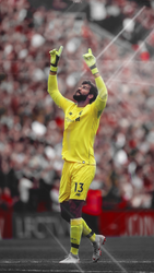 alisson becker | Wallpaper PhoneHD by MWafiq-10