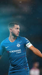 eden hazard | Wallpaper  Phone HD by MWafiq-10