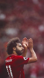 Mohammed Salah | Wallpaper Phone HD by MWafiq-10