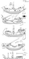 Hunters boats by DavidSequeira