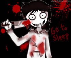 Jeff the Killer by Rebeka-KH