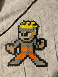 Naruto in Megaman style PB by x-Darkie-x