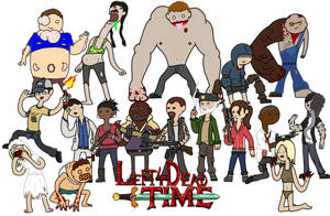 Left 4 dead time! by thelimeofdoom