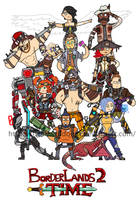 Borderlands 2 time! by thelimeofdoom