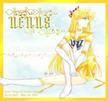 Sailor Venus - for SM Club by LeoAndBan