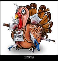 Thanksgiving by AngELofREbellion