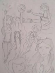 Seven Virtues by lemoncurrymeetsyoshi