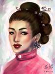 Queen Ia by Cronaj