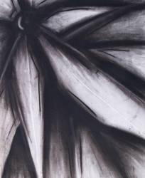 Abstract leaf 2 by adasha