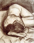 Untitled nude study 2 by adasha