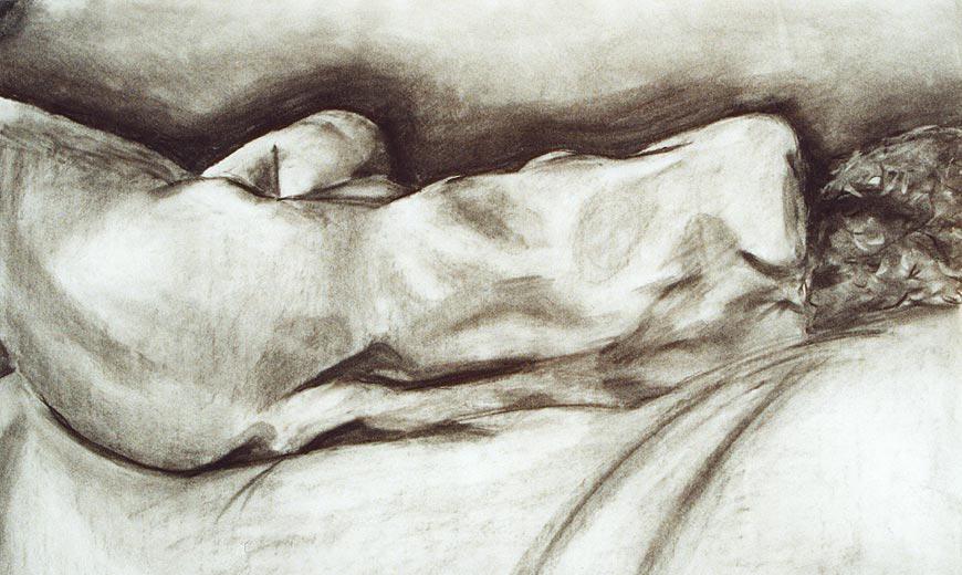 Untitled nude study 3 by adasha