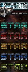 Pro Galactic Photoshop Styles by survivorcz