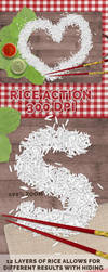 Rice Photoshop Action by survivorcz