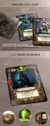 Trading Card Game - Creator - vol.3 - Steampunk by survivorcz