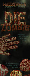 Halloween and Horror - Zombie Actions by survivorcz