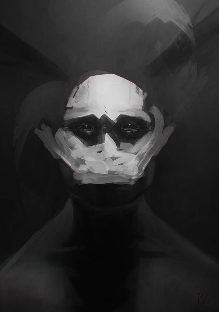 Demon Hannibal by rammmon
