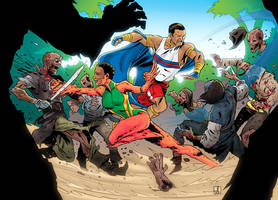 MM Caribbean Heroes by sean-izaakse