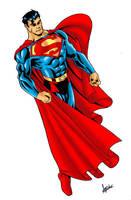 Superman by sean-izaakse