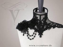 Neck corset by v-couture-boutique