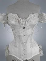 Bridal Corset by v-couture-boutique