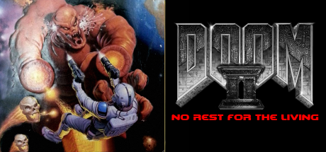 Doom Ii No Rest For The Living By Wario64i On Deviantart
