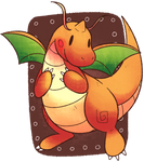 Dragonite by MisterMarkers