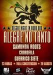 Reggae Poster by manza-xL