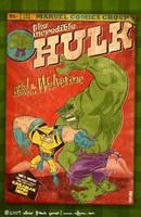 hulk181 by marisolivier